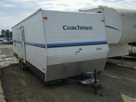 Salvage Coachman TRAVEL TRL